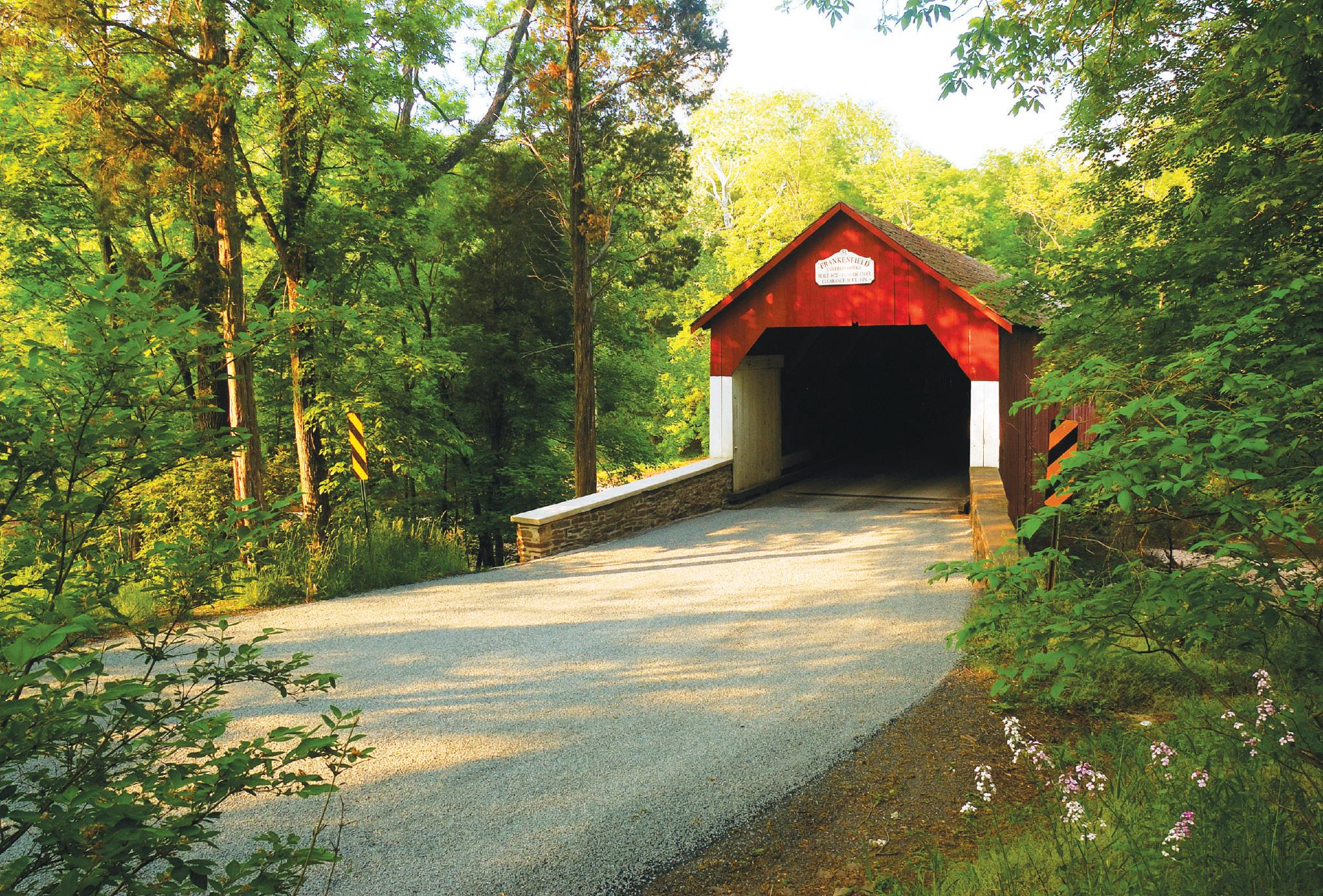 Covered Bridges of Bucks County